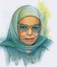 عائشة عبد الرحمن (بنت الشاطئ)