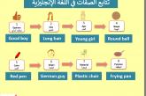 أمور هامة ينبغي عليك معرفتها عن الصفات في اللغة الإنجليزية؟