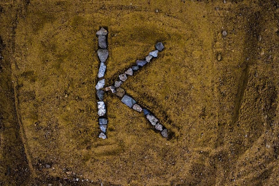 صورة لماذا حرف ال k يعني 1000 في اللغة الإنجليزية؟