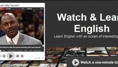 Photo of أهم 3 مواقع تجعلك تحترف اللغة الإنجليزية في وقت قياسي وبمجهود أقل | سيتعجب أصدقائك من سرعة تحسن مستواك في اللغة الإنجليزية